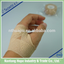 self-adhesive non-woven elastic bandage for wound care